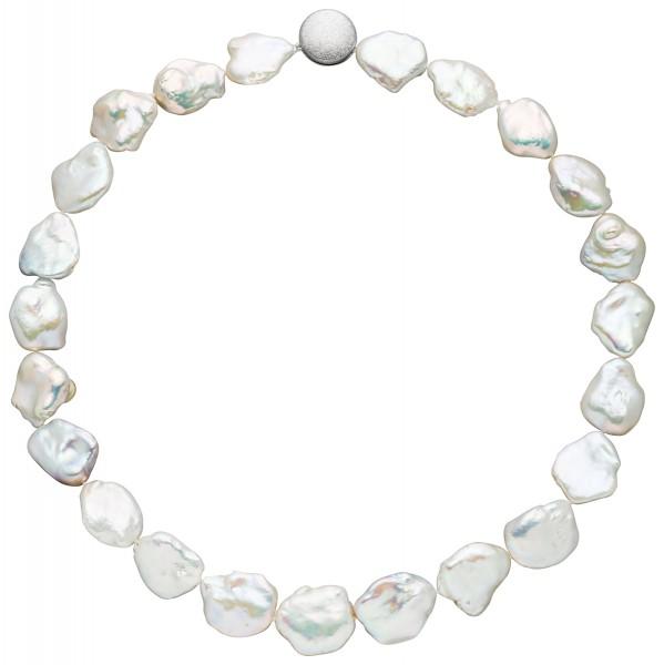 Perlenkette Süßwasser 16-17 mm